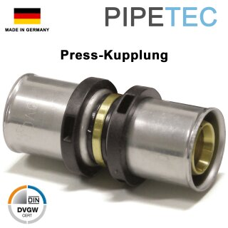 Press-Kupplung